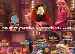 Enlace a Junichi rompe pokemón