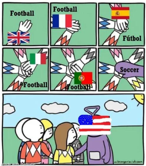 Meme_otros - América, ¿qué haces aquí?