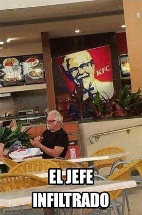 Meme_otros - El jefe infiltrado