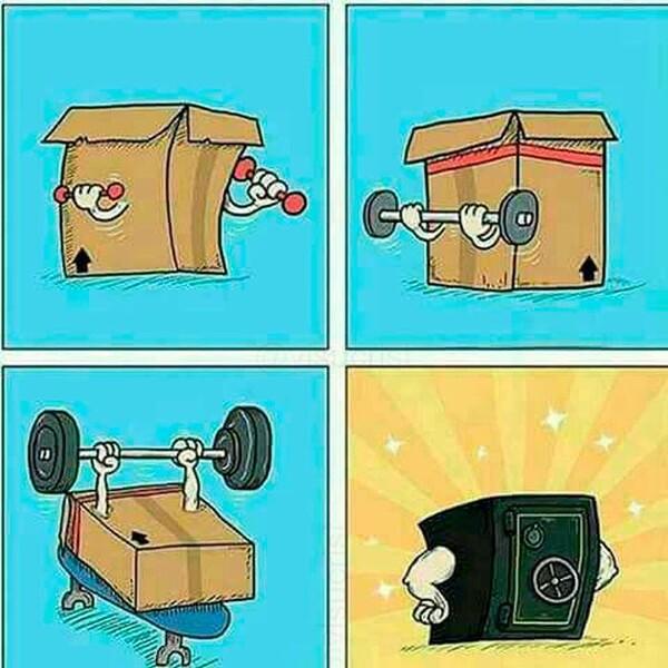 Otros - Así se hacen las cajas fuertes