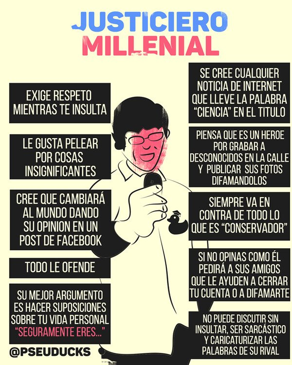 Meme_otros - El justiciero milenial