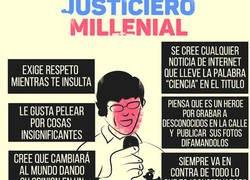 Enlace a El justiciero milenial