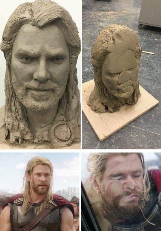 Meme_otros - Faceplant challenge, Thor nos reta a todos