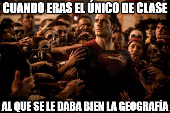 Superman_heroe - Me río yo de las odiadas mates