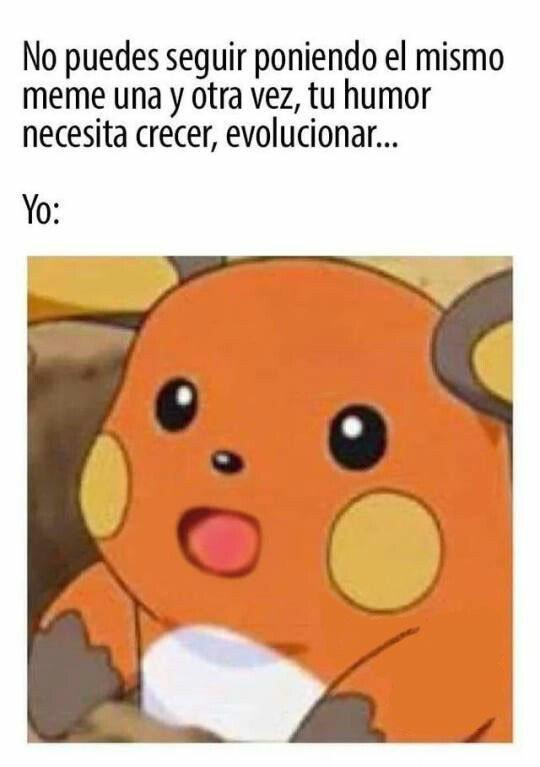 Meme_otros - Evolucionemos