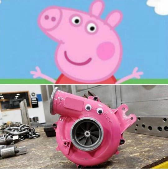 Meme_otros - Peppa Turbo Pig
