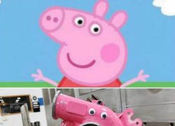 Enlace a Peppa Turbo Pig
