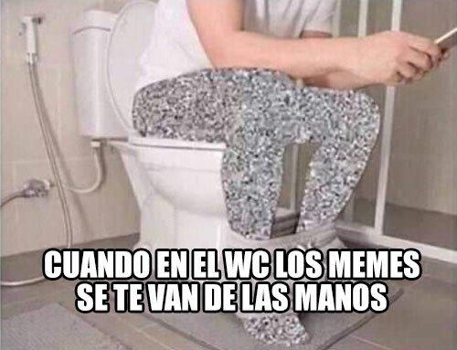 Meme_otros - Cuando quieres darte cuenta tus piernas no responden