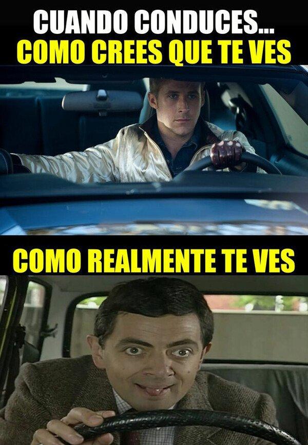 Meme_otros - ¿Te gusta conducir?
