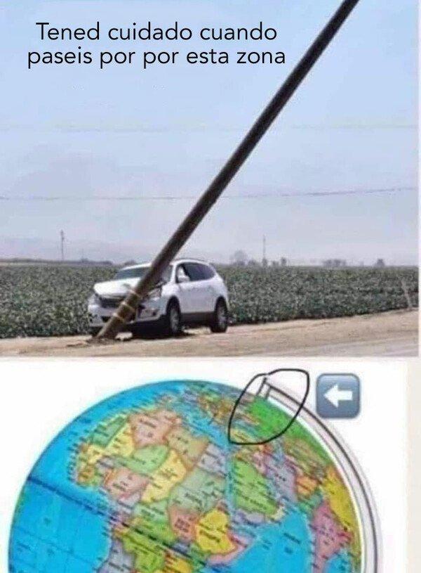 Meme_otros - De esto no te avisa google Maps