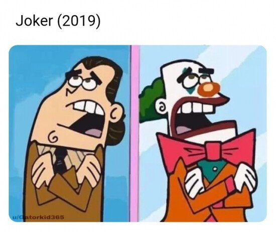 Meme_otros - Joker by Todd Phillips