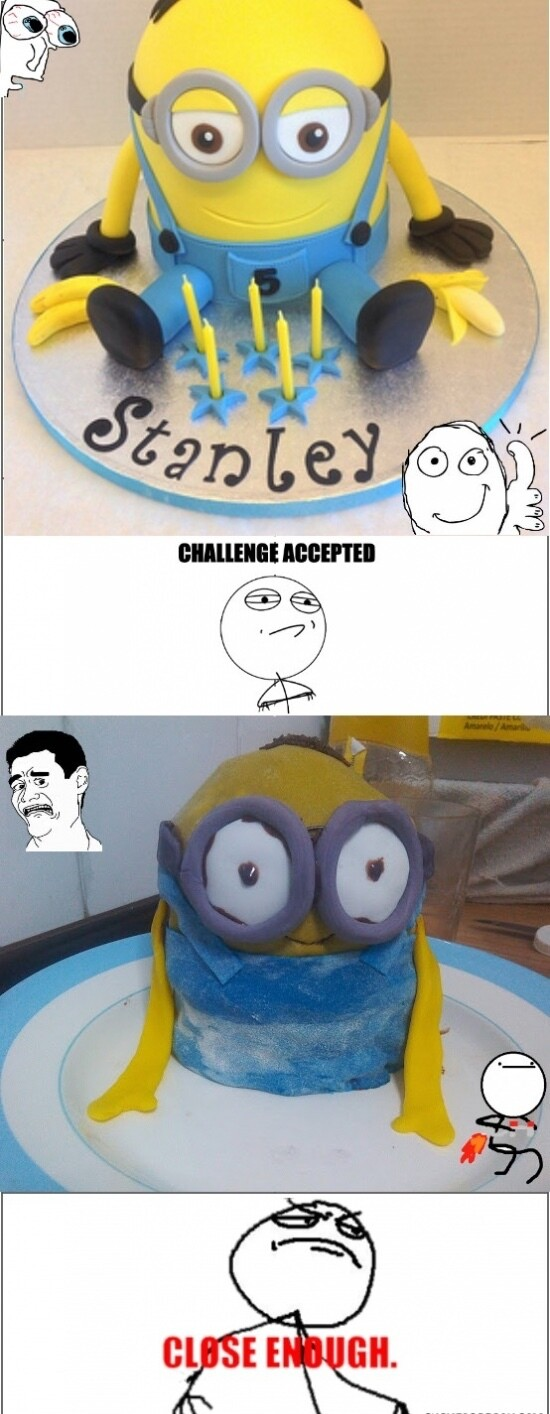 Challenge_accepted - Minions