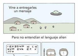 Enlace a Lenguaje alien
