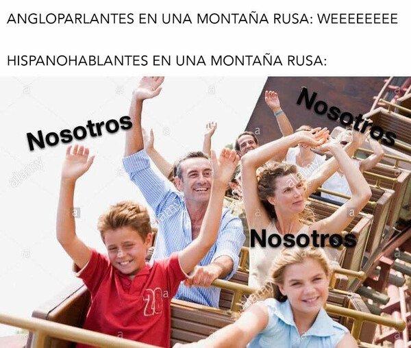 Meme_otros - Nosotrooooooooos