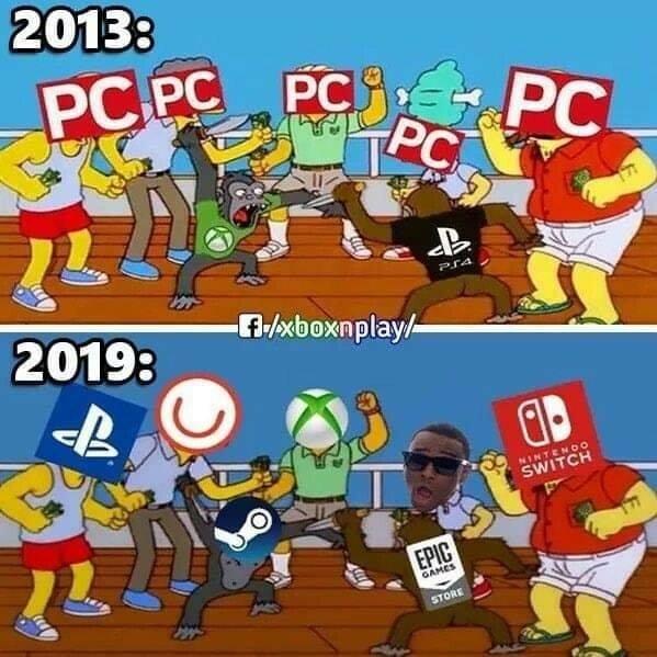 Meme_otros - Cómo han cambiado las cosas