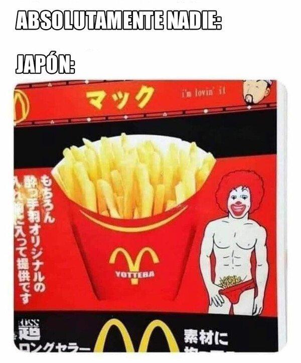 Meme_otros - Japón...