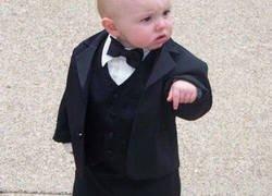 Enlace a Un bebé exigente pero elegante