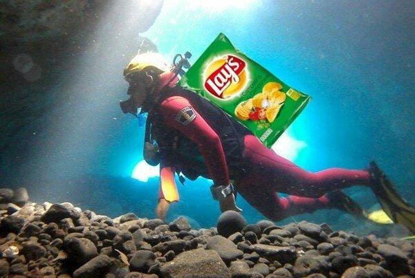 A_nadie_le_importa - Nuevas botellas de buceo deportivo con 75% más de oxigeno