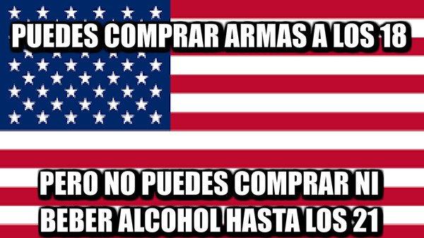Meme_otros - La gran lógica de Estados Unidos