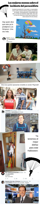 Meme_otros - Los mejores memes sobre el incidente del paracaidista