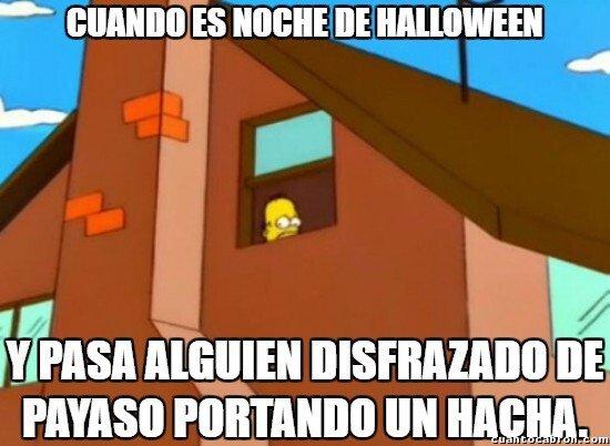 Adn_troll - ¡El Halloween y los asesinos se acercan!