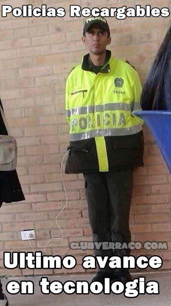 Otros - Policías de última generación