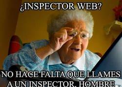 Enlace a El inspector