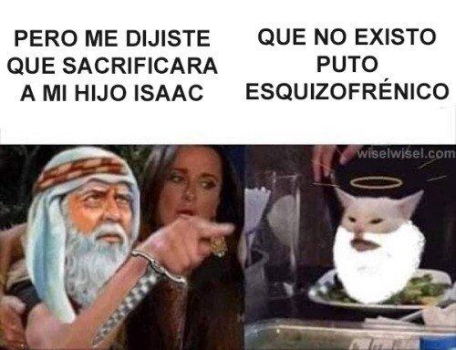 Otros - Un meme bíblico