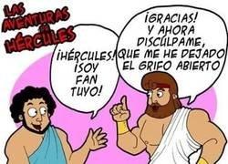 Enlace a Escenas eliminadas de Hércules