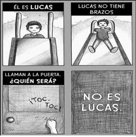 Otros - Seguro que no es Lucas