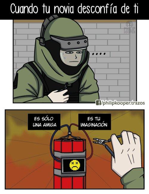 Meme_otros - La bomba puede estallar en cualquier momento