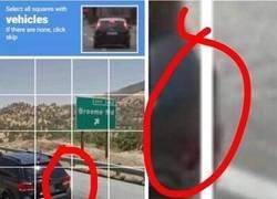 Enlace a ¿Y tú qué dirías? ¿Hay un vehículo en ese cuadro o no?