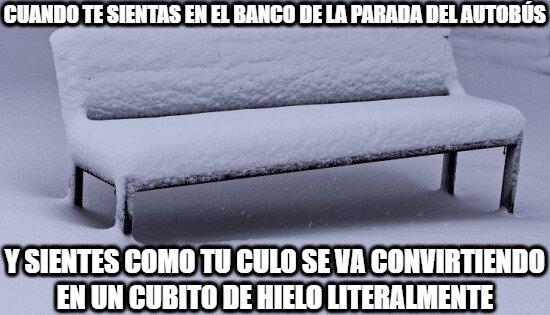 Meme_otros - Y por eso y por muchas cosas más no me gusta el invierno...