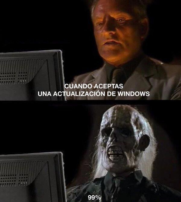 Meme_otros - Maldito windows