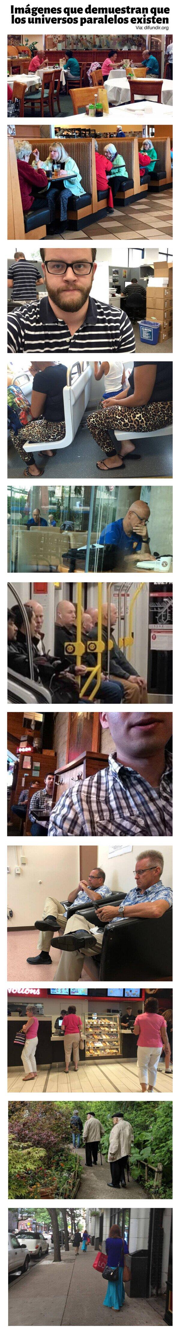 Meme_otros - Imágenes que demuestran que los universos paralelos existen