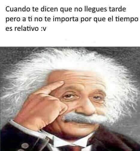 Einstein,relativo,tarde,tiempo