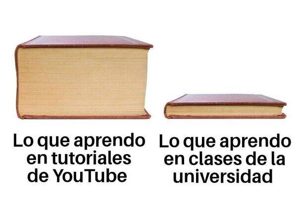 Otros - YouTube es la escuela del futuro