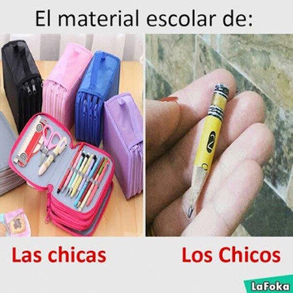 Meme_otros - Y da gracias a que el lápiz no se lo pido alguien...