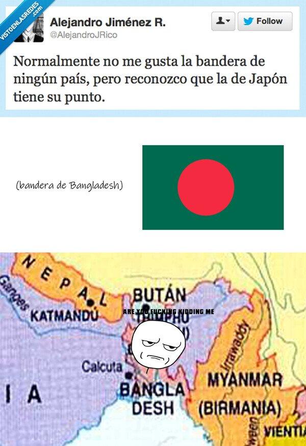 Otros - ¿Y Bangladesh no?