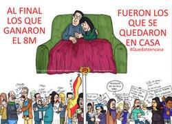 Enlace a #quedateencasa