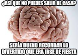 Enlace a Cerebro malvado