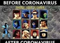 Enlace a Solo los luchadores que se han protegido siguen siendo seleccionables