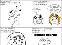 Enlace a coronavirus Challenge Accepted