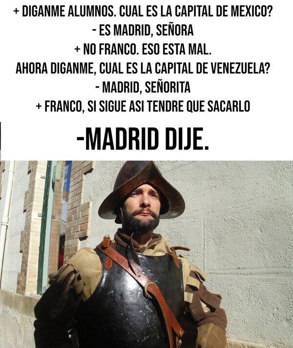 Colonización,Escuela,España,Profesora,Tercios