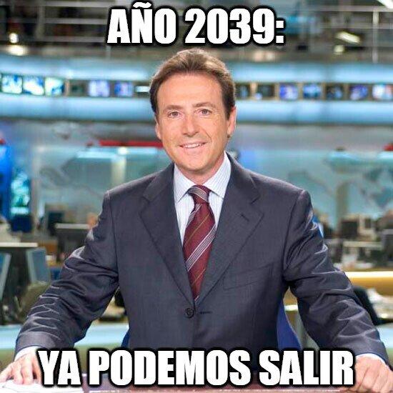 Meme_matias - Estado de Alarma en Madrid. Cuando el río suena...