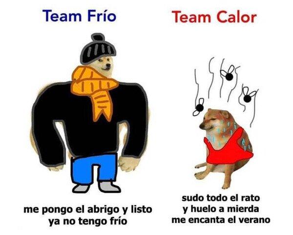 Otros - ¿Y tú de qué equipo eres?