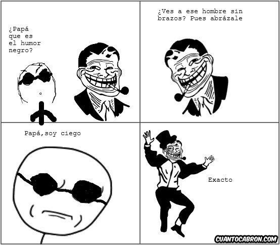 Trolldad - Humor negro