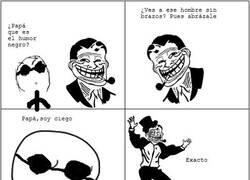 Enlace a Humor negro