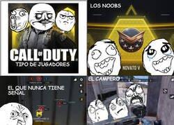 Enlace a Tipos de jugadores en Call Of Duty