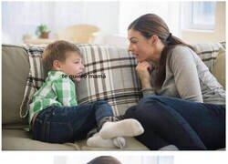 Enlace a Esas chicas que a la mínima se creen que quieres algo con ellas cuando sean madres